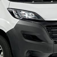 carrosserie blanche Vans